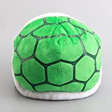 Green Koopa Troopa Wind Plush Backpack Turtle Shell Bag Super Mario Bros Cosplay Costume