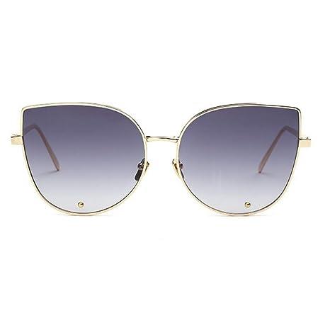 FSYWH Gafas De Sol Moda para Mujer Gafas De Sol para Mujer ...