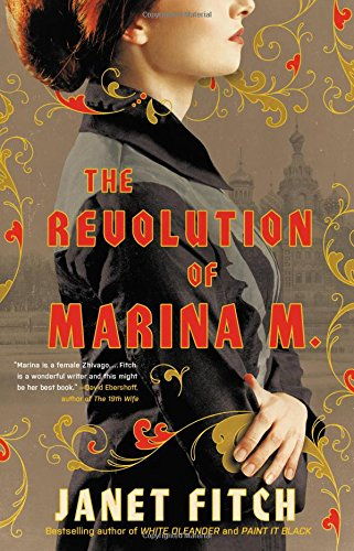 Book Cover: The revolution of Marina M