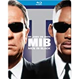 Men In Black I Steelbook [Blu-ray] (Region Free)