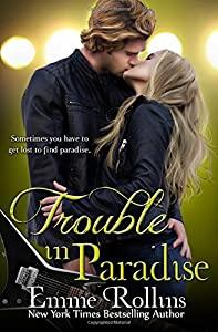 Trouble in Paradise: Volume 5 by Emme Rollins (2015-11-12)