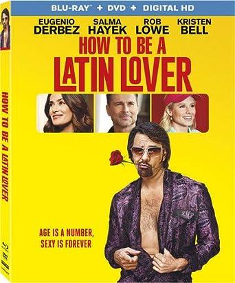 Amazoncom How To Be A Latin Lover Blu Ray Eugenio Derbez Salma