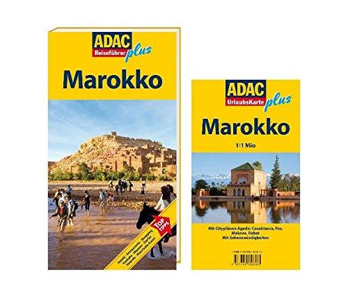 ADAC Reiseführer plus ADAC Reiseführer plus Marokko: Mit extra Karte zum Herausnehmen