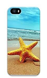 iPhone 5 5S Case Beach Starfish 2 3D Custom iPhone 5 5S Case Cover