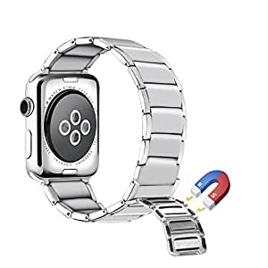 Amazon.com : LOYUT Compatible for Apple Watch Band 38mm