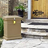 RTS Home Accents Parcelwirx Vertical Delivery Box