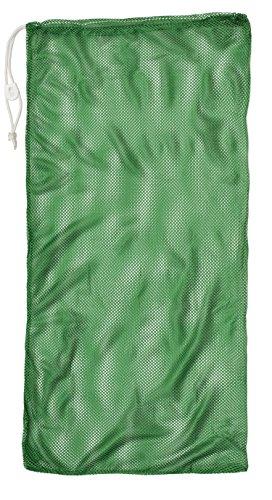 Champion Sports Mesh Equipment Bag, Green, 24