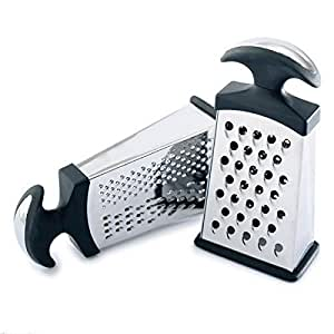 Mini Grip-EZ Slim Grater with 3 Surfaces, Set of 2