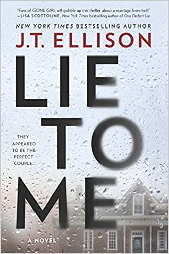 Lie to Me: A Fast-Paced Psychological Thriller: Amazon co uk: J T
