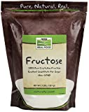 NOW Foods Fructose Fruit Sugar - 3 lb