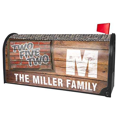 NEONBLOND Custom Mailbox Cover 252 Greenville, NC -