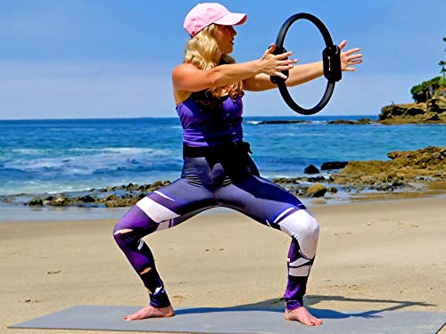Pilates Workout with Magic Circle