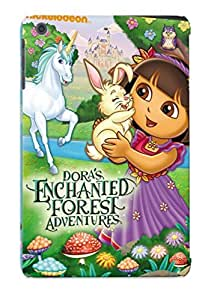 Case Provided For Ipad Mini/mini 2 Protector Case Dora The Explorer Enchanted Forest Adventure Available On Dvd On Phone Cover With Appearance