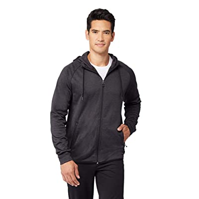 32 DEGREES Mens Comfort Tech Full-Zip Hoodie at Amazon Men's Clothing store