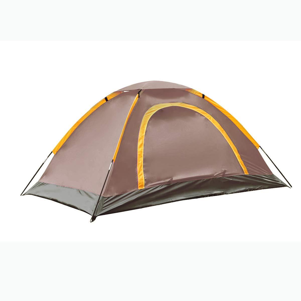 KD Outdoor Camping Doppeltür Presse-Klebe Zelt