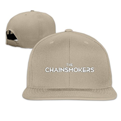 The Chainsmokers Sideline Cap Baseball Hat (Baseball Sideline Cap)