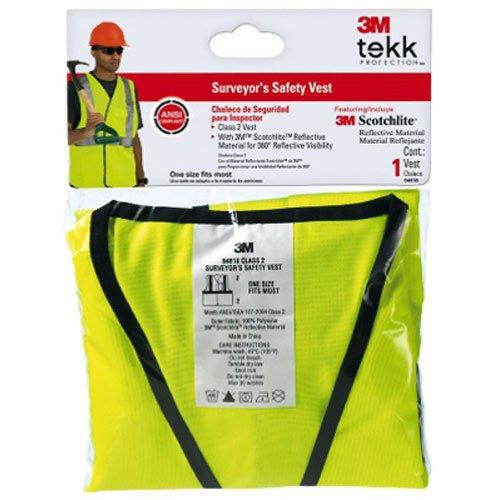 3M Surveyors Hi Viz Safety Yellow