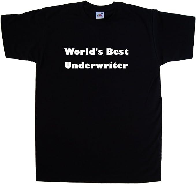 Worlds Best Underwriter Black Sweatshirt