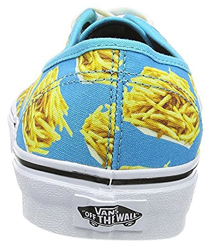 Medium Unisex 13 Men's Atoll 5 Vans T Women's Blue amp;C Black Authentic Fries 11 6d14vaxw
