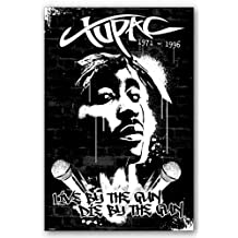Pyramid Tupac Wall Poster