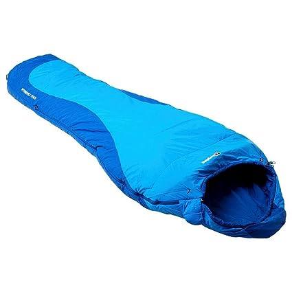 Berghaus Intrepid 700 Saco de Dormir Camping Viaje al Aire Libre Azul, Azul, Talla