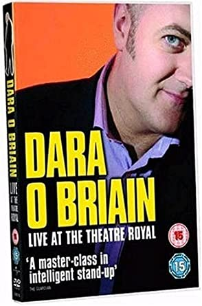 Dara obriain wife sexual dysfunction