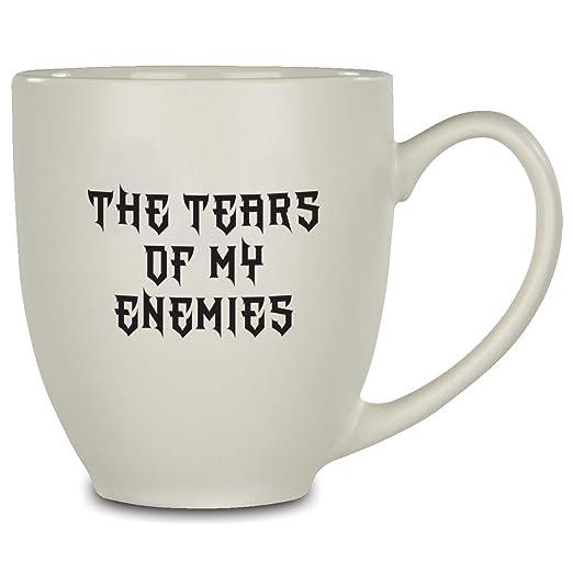 Tears of My Enemies - Taza de café (14 onzas), tamaño grande, de ...