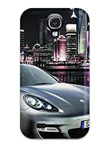 Alicia Russo Lilith's Shop Premium Case With Scratch-resistant/ Porsche Panamera Shanghai 2010 Case Cover For Galaxy S4 3525889K24654551