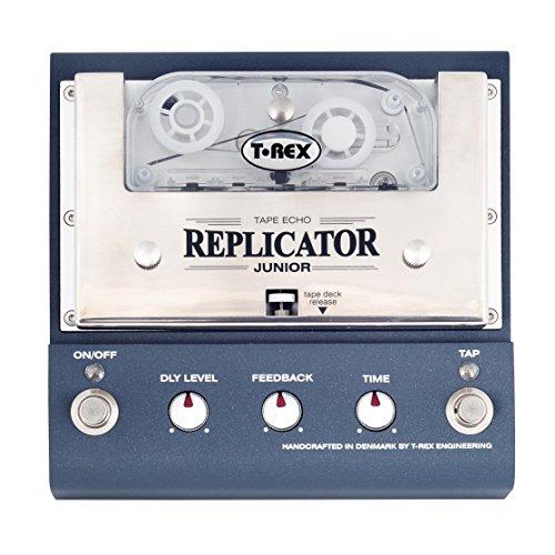 T-Rex REPLICATOR-JUNIOR Analog Tape Echo Delay ()