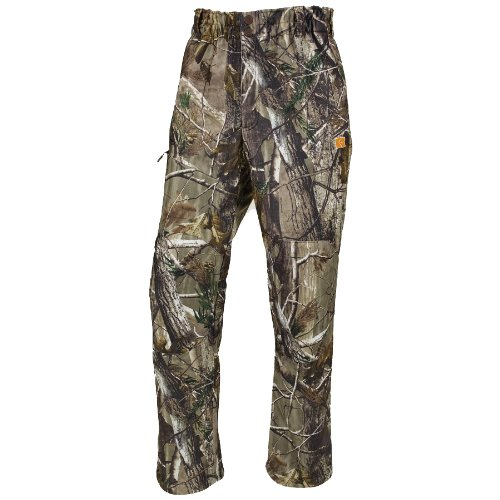 9ebe3b90f0c5e Russell Outdoors Men's Apx L3 Thunder Scent-Stop Fleece Pant, RealTree Ap,  Large
