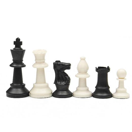 Plastic Tournament Chess Set Roll Mat w// Bag Camping Travel Gifts  35x35cm Green