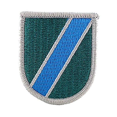 (1st Special Forces Command Beret Flash)