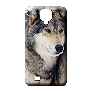 samsung galaxy s4 Protection Bumper Awesome Phone Cases mobile phone carrying skins wolves
