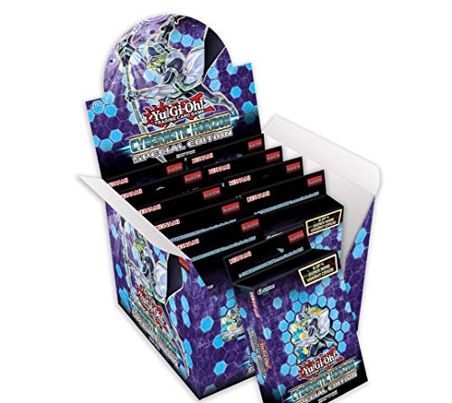 Edition Display Special (Yu-Gi-Oh! Cybernetic Horizon Special Edition Deck Display Box (10 Unopened Sealed Decks))