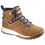 Salomon Men's Utility Pro TS CSWP Winter Boots, Gold Leather, Synthetic, 11.5 D