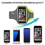 Fascia-Da-Braccio-Sportiva-per-Corsa-con-Cinturino-Regolabile-Portachiavi-Porta-Scheda-per-Smartphone-meno-di-62-come-iPhone-XXSXs-Max-8-Plus-Galaxy-S8S7-Edge-HuaweiNexusASUS-LG-Motorola