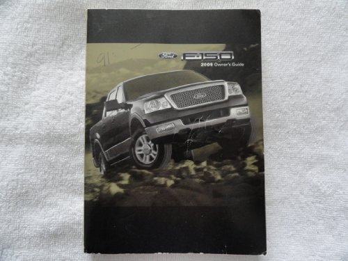 2005 Ford F150   Owners Manual