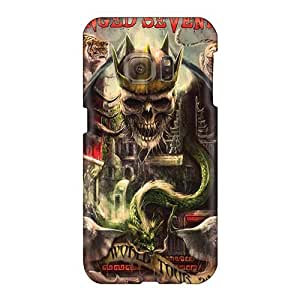 Scratch Resistant Hard Phone Covers For Samsung Galaxy S6 (HgE18048uiKL) Custom Nice Avenged Sevenfold Band A7X Skin