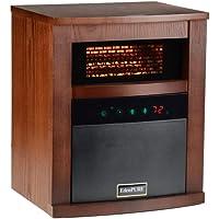 EdenPURE CopperHX Infrared Heater (Walnut)