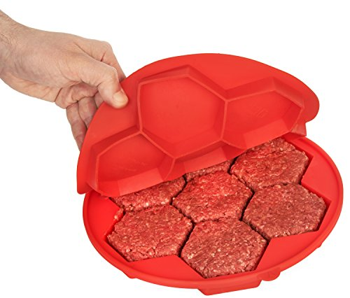Burger Expert Silicone Press Design product image