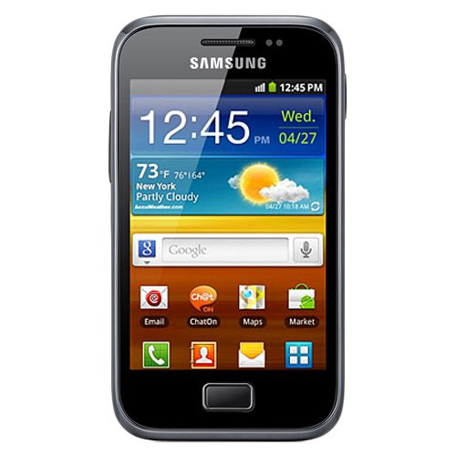 88568a277 Samsung Galaxy Ace Plus GT-S7500 (Dark Blue)  Amazon.in  Electronics