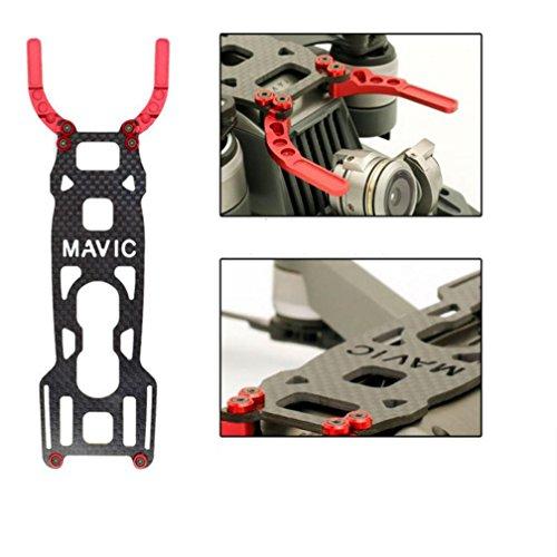 Creazy Light Landing Protector Plate Carbon Fiber For DJI MAVIC PRO