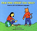 Can You Count Ten Toes?, Lezlie Evans, 0395904994
