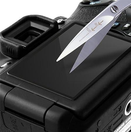 Original GGS Larmor IV Protection d/écran en verre pour Nikon D800 D800E