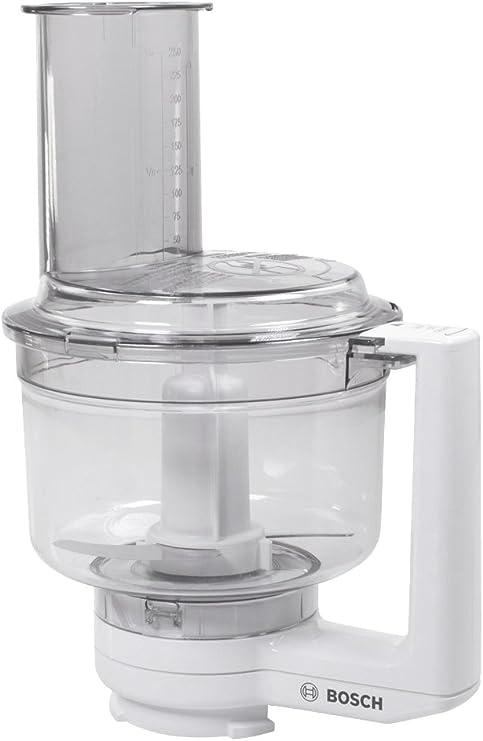 Bosch MUZ6MM3, Blanco, 1000 g, 300 mm, 165 mm, 200 mm, Plástico - Robot de cocina: Amazon.es: Hogar