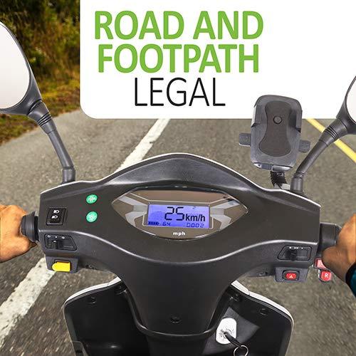 Green Power Scooter electrico de Movilidad Reducida Triciclo ...