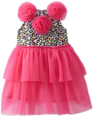 Baby Girls' Leopard Print Dress