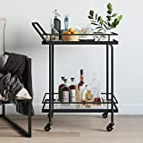 Nathan James Sally Rolling Bar or Cart for Tea or