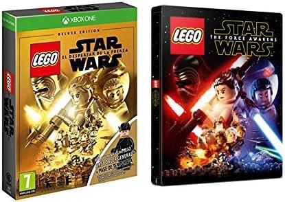 LEGO: Star Wars - New Deluxe Edition + Steelbook: Amazon.es: Videojuegos