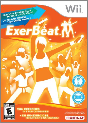 ExerBeat - Nintendo Wii by Bandai